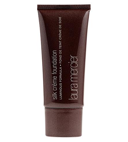 LAURA MERCIER Silk crème foundation (Ivory