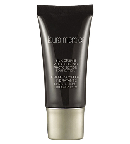 LAURA MERCIER Silk Crème – Moisturizing Photo Edition Foundation 30ml (Bamboo+beige