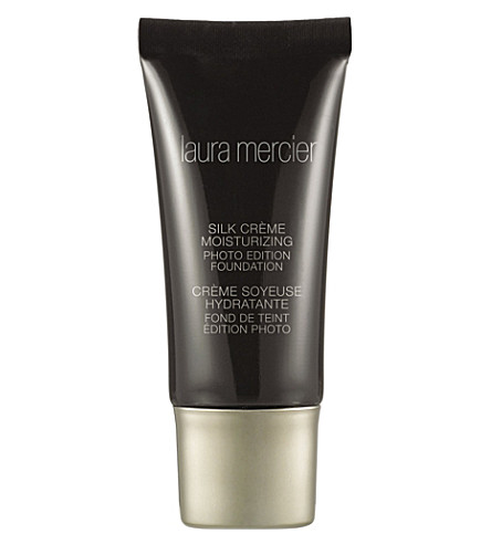 LAURA MERCIER Silk Crème – Moisturizing Photo Edition Foundation 30ml (Ecru