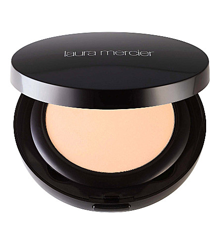 LAURA MERCIER 光面粉底粉 (01