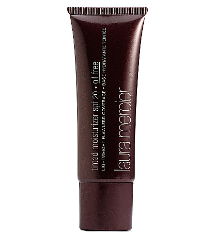 LAURA MERCIER Tinted moisturizer SPF 20 - oil free (Bisque