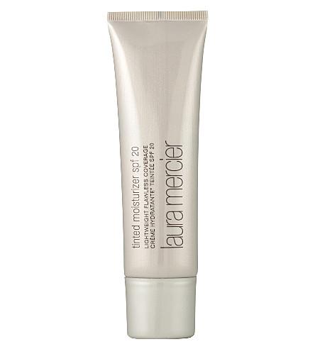 LAURA MERCIER Tinted moisturiser SPF 20 (Blush