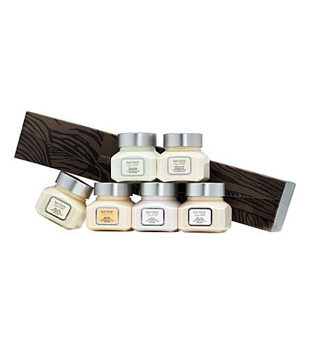 LAURA MERCIER Le Petite Soufflés Body Crème Collection