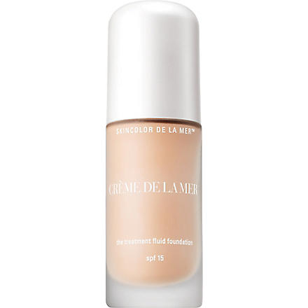 CREME DE LA MER The Treatment Fluid Foundation SPF 15 30ml (Ivory