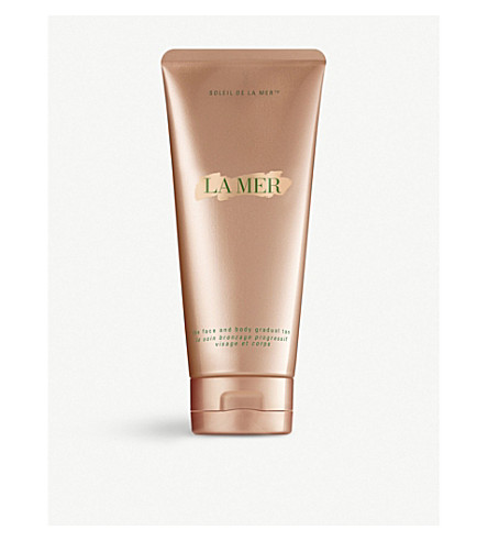 LA MER The Face and Body Gradual Tan 200ml