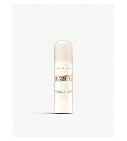 LA MER The Reparative Face Sun Lotion 50ml