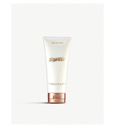 LA MER The Reparative Body Sun Lotion 200ml
