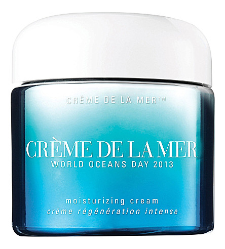 CREME DE LA MER Limited Edition World Oceans Day moisturizing cream 100ml