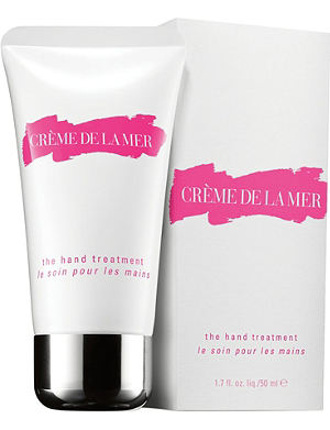 CREME DE LA MER Breast Cancer Awareness The Limited Edition Hand Treatment 50ml