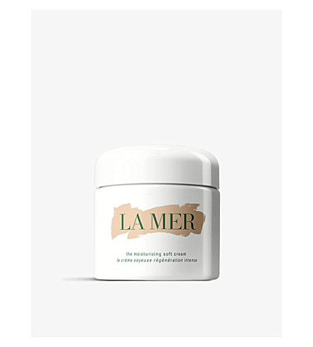 LA MER The moisturizing soft cream 250ml
