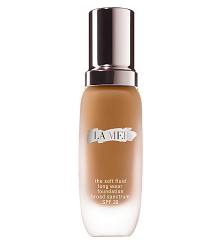 LA MER Soft Fluid Long Wear Foundation SPF20 30ml (Amber