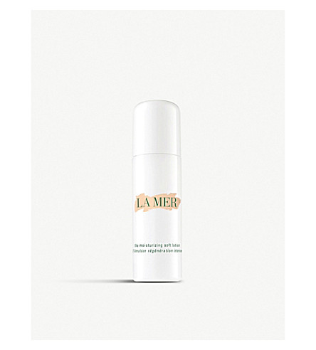 LA MER Moisturizing soft lotion 50ml
