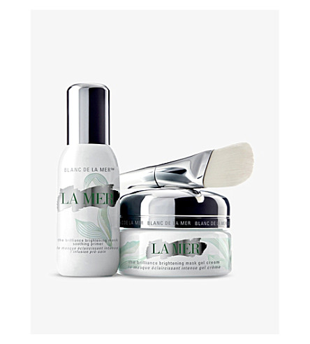 LA MER Brilliance Brightening Mask Set
