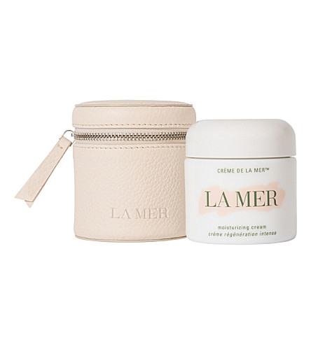 LA MER La Mer x Aspinal of London Moisturising Cream and case 100ml