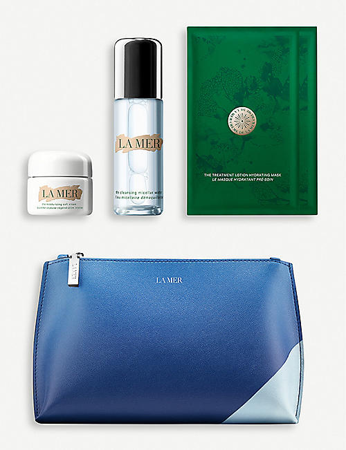 LA MER The Refreshing Radiance Collection
