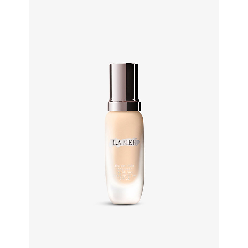 LA MER | La Mer Soft Fluid Long Wear Foundation SPF20 30ml, Women'S, Linen | Goxip