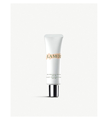 LA MER The Reparative Skin Tint SPF30 (Tan