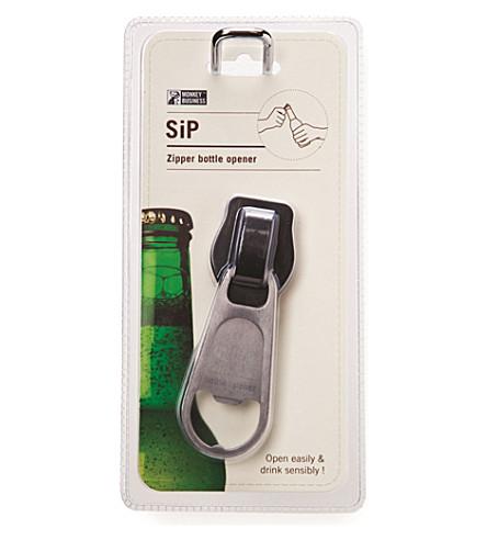 LUCKIES OF LONDON Sip bottle opener