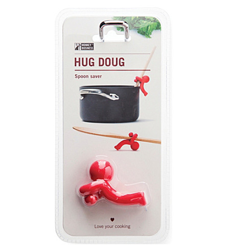 LUCKIES OF LONDON Hug Doug utensil holder