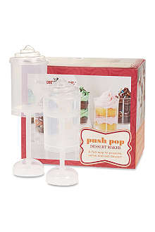 NORDICWARE Push pops dessert maker