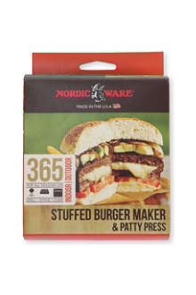 NORDICWARE Stuffed Burger Maker