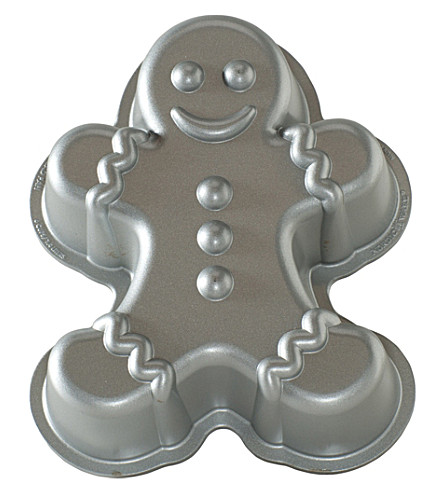 NORDICWARE Gingerbread Man baking pan