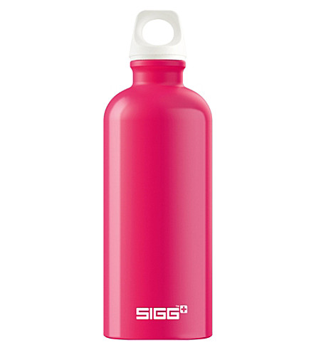 SIGG Neon pink gloss bottle