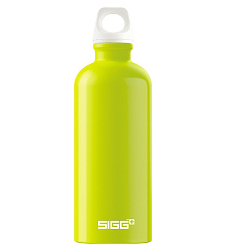 SIGG Neon yellow gloss bottle