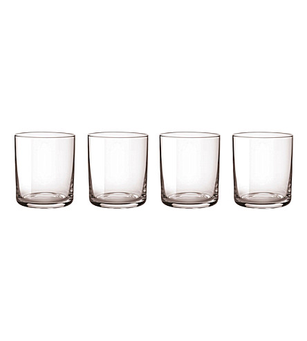 STELTON Set of four Simply glasses
