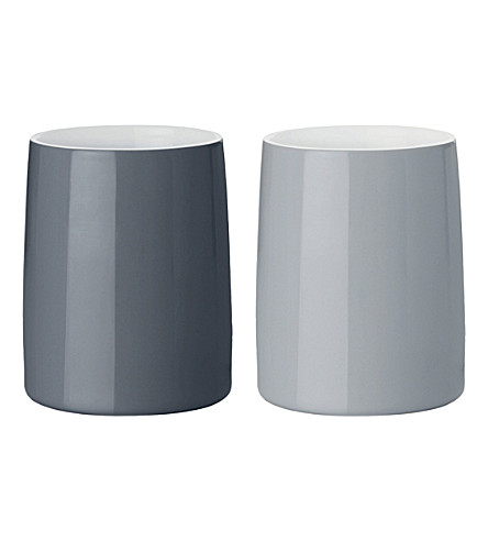 STELTON Set of two thermo vacuum Emma mugs