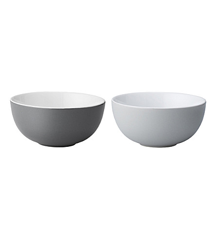 STELTON Set of two small Emma bowls