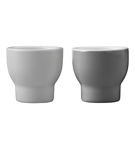 STELTON Set of two Emma egg cups
