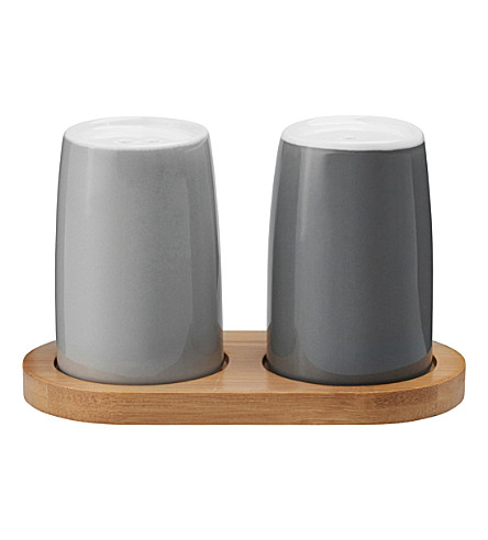 STELTON Salt and pepper set