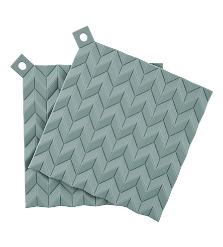 RIG-TIG Hold On silicone potholders set of 2