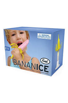 CUBIC Fred bananice ice pop mold