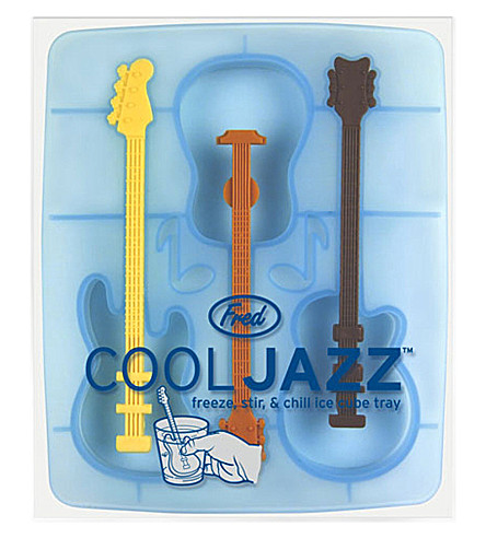 CUBIC Jazz guitar ice cube tray
