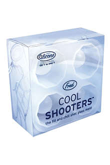 CUBIC Cool Shooters shot glass moulds