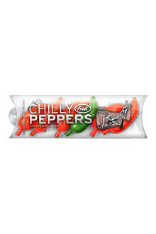 CUBIC Chilly Peppers reusable ice cubes