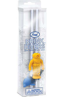 CUBIC Drink Divers straws
