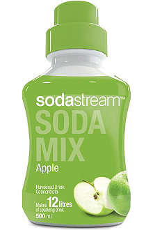 SODASTREAM Apple flavoured drink mix 500ml