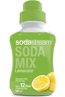 SODASTREAM Lemonade flavoured drink mix 500ml