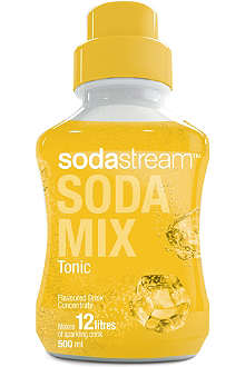SODASTREAM Tonic flavoured drink mix 500ml
