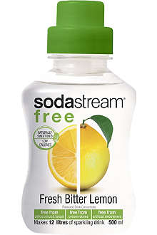 SODASTREAM Free fresh lemonade flavoured drink mix 500ml
