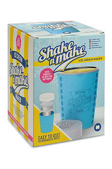 MUSTARD Shake N'Make ice cream maker