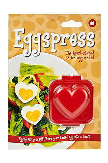 MUSTARD Eggspress heart-shaped egg mould