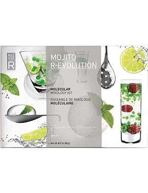 MOLECULE-R Mojito R-Evolution Molecular Mixology Set
