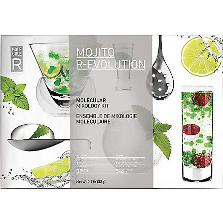 MOLECULE-R Mojito R-Evolution Molecular Mixology Set