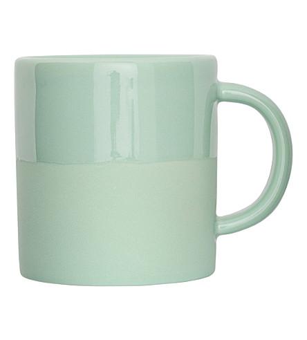 BLOOMINGVILLE Tonal porcelain mug