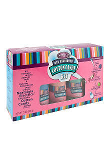 SMA Old fashioned cotton candy kit