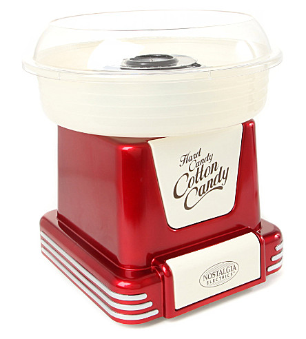 SMA Retro Series hard & Sugar-free cotton candy maker